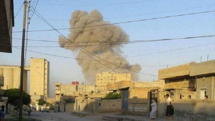صورة العراق: استشهاد واصابة 6 من قوات الرد السريع بانفجار قرب طوزخورماتو