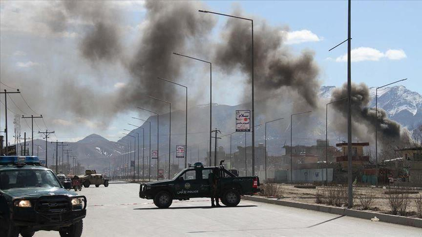 صورة مقتل 6 مدنيين بانفجار عبوة ناسفة شمال أفغانستان