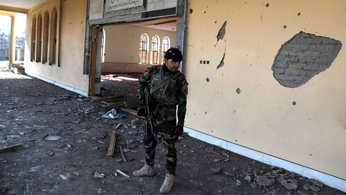 صورة انفجار بجنوب أفغانستان يتسبب فى مقتل 6 أشخاص مدنيين