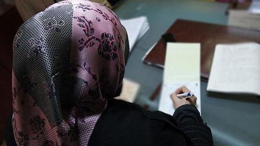 صورة بلجيكا: الآلاف في بروكسل ينددون بقرار حظر الحجاب في الجامعات