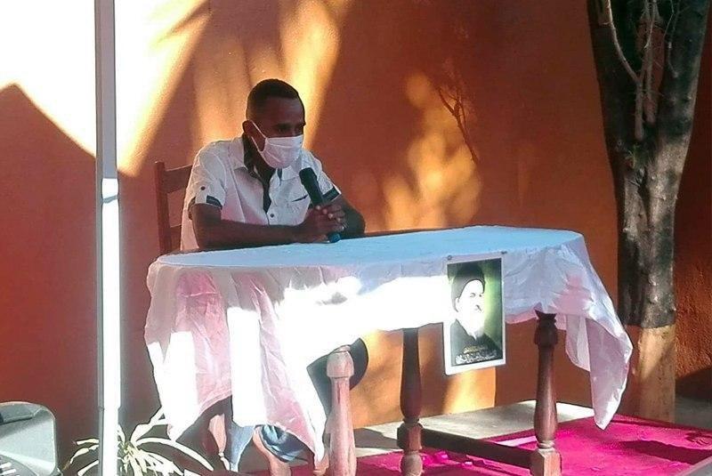 صورة اقامة ندوة حول التدبّر في خطبة الغدير بمركز السيّدة أمّ البنين عليها السلام مدغشقر