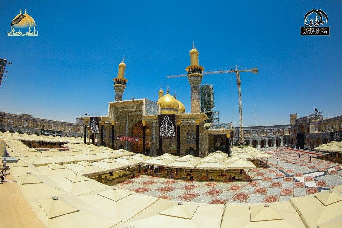 صورة أمانة بغداد تعلن إعداد خطة خدمية بذكرى استشهاد الإمام الجواد عليه السلام