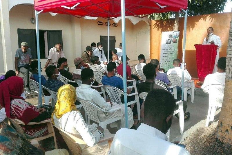 صورة انعقاد الندوة الثانية للتدبّر في خطبة الغدير بجمهورية مدغشقر