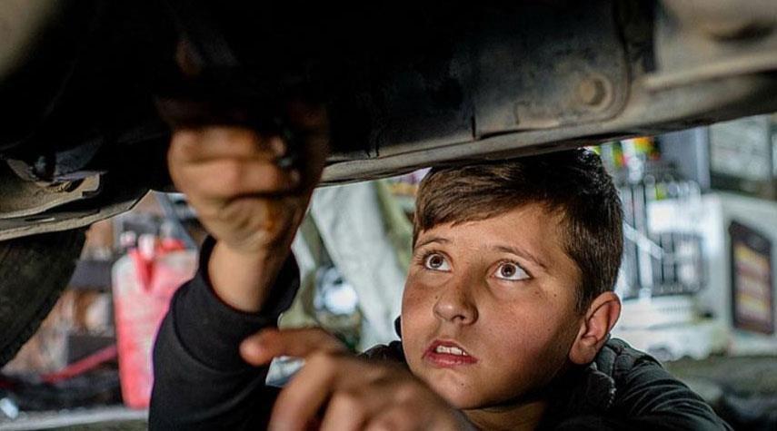 صورة دراسة تحذر من خطر كبير على ثلث أطفال العالم