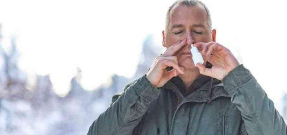 صورة ابتكار بخاخ أنف للوقاية من كورونا بدل الكمامة