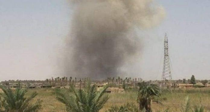 صورة العراق: انفجار يصيب امرأتين ورجل في ديالى
