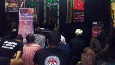 صورة إحياء ذكرى استشهاد الإمام الحسن المجتبى عليه السلام في جمهورية مدغشقر