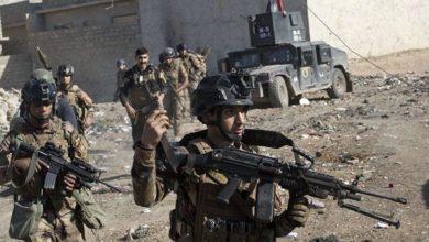 صورة الاستخبارات العراقية تعتقل 4 إرهابيين وتضبط وكراً لداعش الإرهابي في صلاح الدين