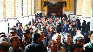 صورة أمانة مسجد الكوفة المعظم تكمل استعداداتها لاستقبال زوار الأربعين