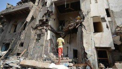 صورة تقرير أُممي يتهم التحالف السعودي بارتكاب جرائم حرب في اليمن
