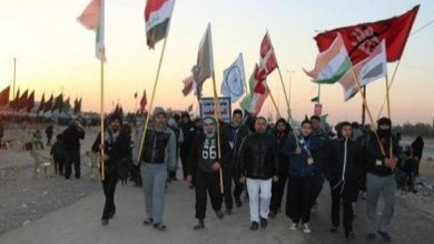 صورة تواصل المطالبات النيابية بفتح الحدود أمام الزوار الأجانب خلال ذكرى الأربعين الحسيني (وثيقة)