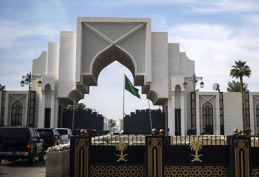 صورة الإعدام والسجن للمدانين في هجوم على حسينية للشيعة في القطيف