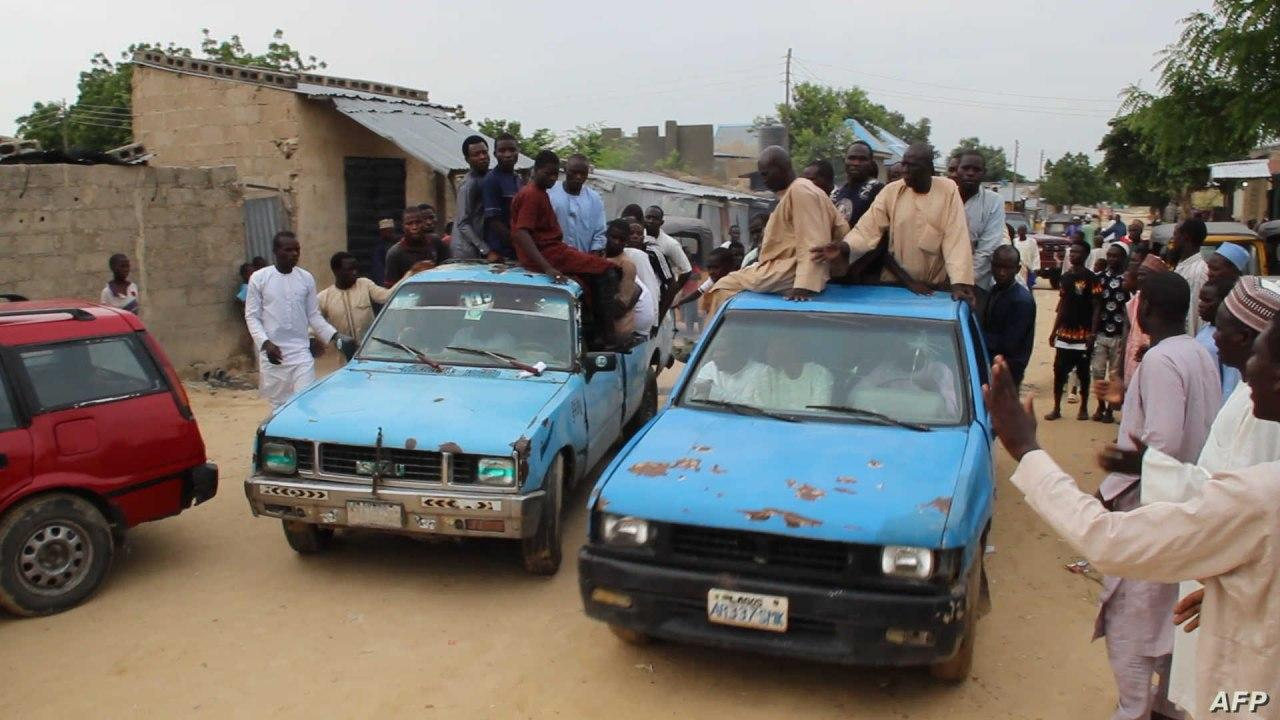 صورة بعضهم حرقاً.. مقتل عشرة مدنيين بهجوم لبوكو حرام الإرهابية شمال شرق نيجيريا