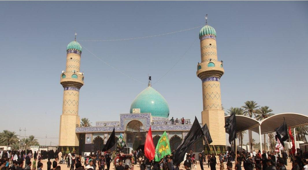 صورة محافظة بابل تقرر إعادة فتح المزارات والحسينيات والجوامع