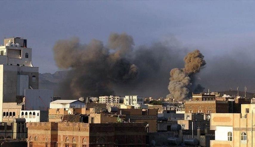صورة التحالف السعودي يعاود استهداف العاصمة اليمنية