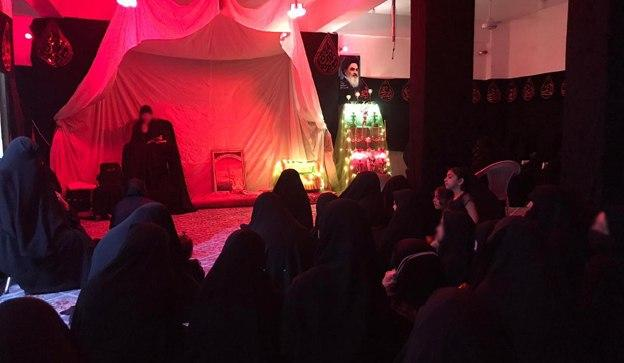 صورة حوزة كربلاء النسوية تنفذ برنامجها السنوي إحياء لذكرى واقعة الطف خلال العشرة الأولى من المحرم