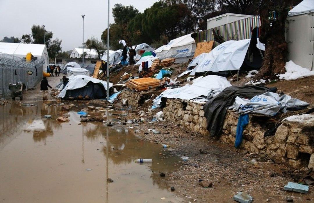 صورة المسلم الحر تناشد المجتمع الدولي انتشال اللاجئين من البؤس