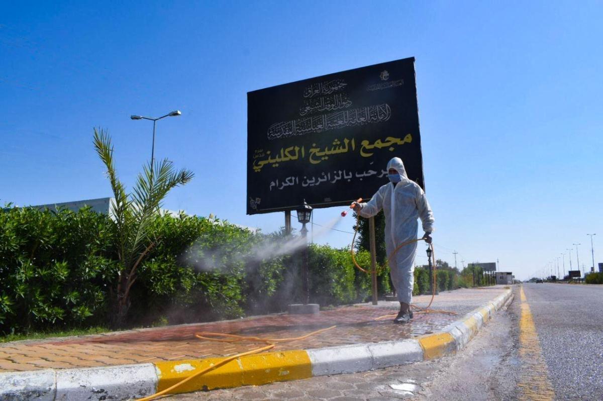 صورة مجمّعُ الشيخ الكليني الخدميّ يستكمل استعداداته الخاصّة بزيارة الأربعين