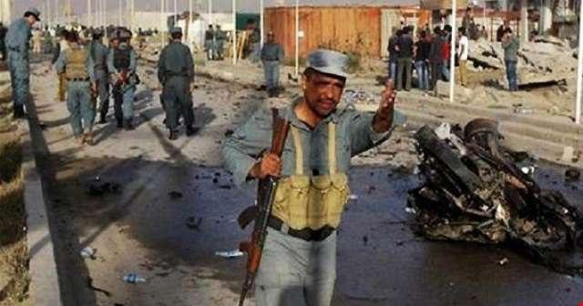 صورة مقتل وإصابة 5 أشخاص في هجومين غرب أفغانستان