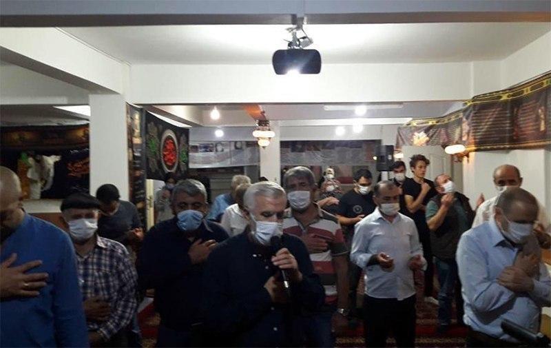 Photo of تركيا: مؤسسة الإمام الحسين عليه السلام تحيي شهادة الإمام السجّاد عليه السلام