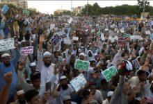 صورة تحرّض على قتل الشيعة وتفلت من العقاب!!باكستان تشهد عودة مقلقة للجماعات الإرهابية في جميع أنحاء البلاد
