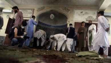 صورة مقتل 12 طفلاً جراء غارة جوية على مسجد في أفغانستان