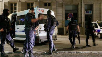 صورة وزير الداخلية الفرنسي يأمر بإغلاق مسجد قرب العاصمة باريس