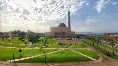 صورة الجزائر تفتتح ثالث أكبر مسجد في العالم (صور)