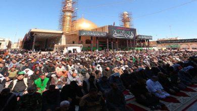 صورة عمليات سامراء تعلن اكتمال خطتها لتأمين زيارة الإمامين العسكريين عليهما السلام