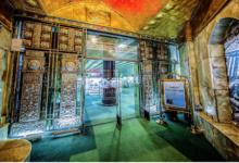 صورة العتبة الحسينية تفتتح قاعة عرض دائم تابعة لمتحفها في بابل تتضمن قطعاً أثريةً نادرة