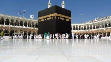 صورة لأول مرة منذ 7 أشهر.. السماح بأداء الصلوات في المسجد الحرام