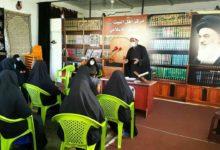 صورة مركز أهل البيت عليهم السلام في بغداد يعقد ندوة حول دور المرأة المؤمنة والرسالية
