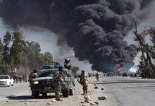 صورة مقتل 5 أشخاص بانفجار سيارة مفخخة في أفغانستان