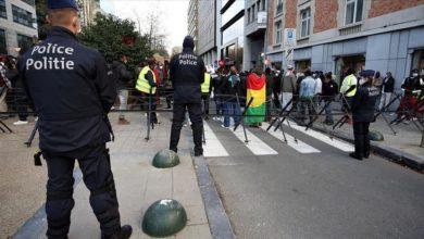 صورة بلجيكا.. إيقاف مدرس لعرضه رسوماً مسيئة للنبي محمد صلى الله عليه واله على تلاميذه