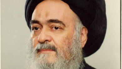 صورة شيعة ويفز تحاور الإمام السيد محمد الشيرازي (قدس سره الشريف)