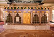 صورة مرقد السيد عيسى البرزنجي في السليمانية شاهدٌ آخر على عظمة أهل البيت (عليهم السلام)