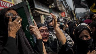 صورة يوم للحسين عليه السلام في الهند يتعرّض للمواقف الإنسانية الحسينية