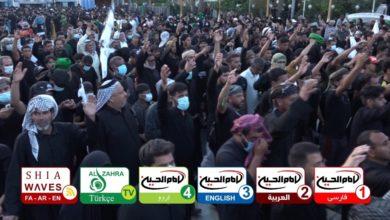 صورة مجموعة الإمام الحسين عليه السلام الإعلامية تشيد بالجهود الكبيرة لإنجاح زيارة الأربعين الحسيني
