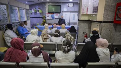 صورة العتبة الحسينية تكرم الكوادر الطبية المشاركة في خطة زيارة الأربعين