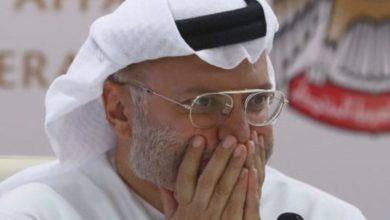 صورة الإمارات تخلع قناعها وتؤيد تصريحات الرئيس الفرنسي المعادية للإسلام