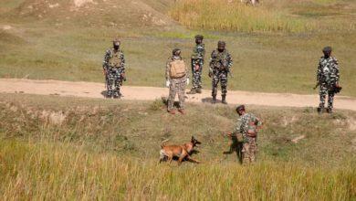صورة قتلى من العسكريين والمسلحين بمعركة طاحنة في كشمير