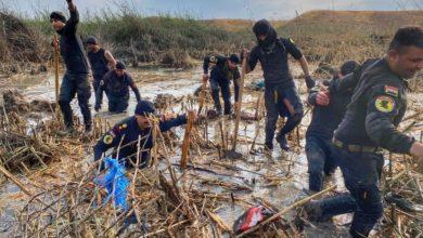 صورة مكافحة الإرهاب يقتل 16 ارهابياً من داعش بعملية في كركوك (صور)