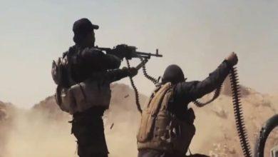 صورة إحباط تعرضٍ لداعش الارهابي جنوبي سامراء