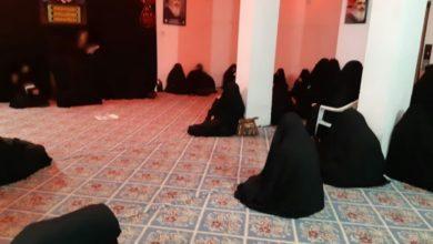 صورة حوزة كربلاء النسوية تحيي استشهاد السيدة فاطمة الزهراء عليها السلام