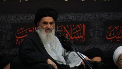 صورة المرجع الشيرازي يحدد موعد الاحتفال بولادة الإمام العسكري عليه السلام