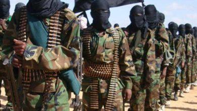 صورة مجزرة مروعة .. داعش الارهابي يذبح العشرات بملعب في موزمبيق