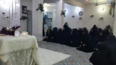صورة حوزة كربلاء النسوية تحتفل بمولد السيدة زينب عليها السلام