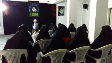 صورة حوزة كربلاء النسوية تناقش تهذيب النفس وأهميتها في بناء شخصية طالب العلم