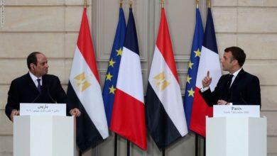 صورة الرئيس الفرنس يعتذر للمسلمين من صدمة الرسوم الكاريكاتورية.. ولكن؟