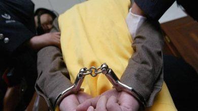 صورة القبض على إرهابي من الخلايا النائمة لداعش الإرهابي في كركوك